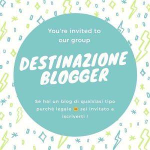 destinazioneblogger