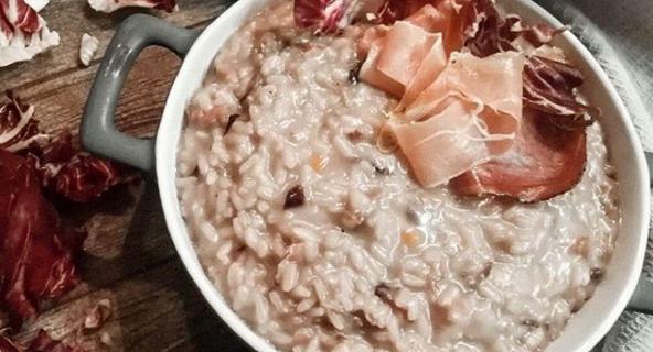 riso speck senza glutine